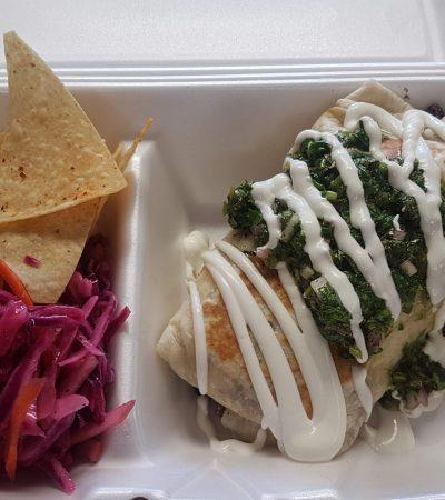 Burrito Plater